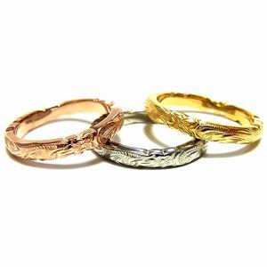 ハワイアンジュエリー リング K14 イエローゴールド ピンクゴールド シルバー ホヌ ペア 送料無料 ジュエリー アクセサリー 指輪 ring レディース メンズ ギフト プレゼント クリスマス バレンタイン ホワイトデー