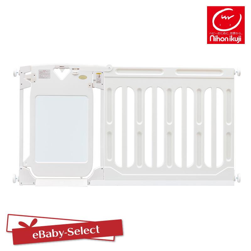 日本育児 スマートゲイトプレミアムクリア専用 ワイドパネル XL