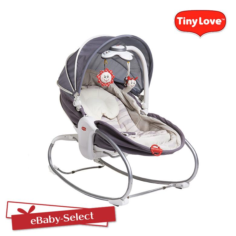 TinyLove(タイニーラブ) 3in1 おひるねロッキングナッパー バウンサー コージースタイル