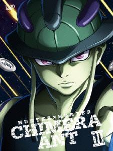 HUNTER×HUNTER キメラアント編 DVD-BOX Vol.3
