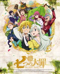 七つの大罪 9(完全生産限定版)(Blu-ray Disc)