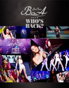 BoA/BoA LIVE TOUR 2014~WHO'S BACK?~(Blu-ray Disc)