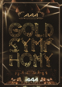 AAA/AAA ARENA TOUR 2014 -Gold Symphony-