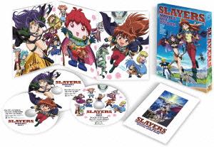 劇場版&OVA スレイヤーズ デジタルリマスターBD-BOX(Blu-ray Disc)