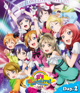 μ's/ラブライブ! μ's Go→Go! LoveLive! 2015~Dream Sensation!~Blu-ray Day2(Blu-ray Disc)