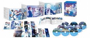 凪のあすから Blu-ray BOX(初回限定生産)(Blu-ray Disc)