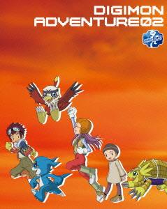 デジモンアドベンチャー02 15th Anniversary Blu-ray BOX(Blu-ray Disc)