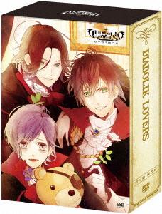 アニメ「DIABOLIK LOVERS」 DVD-BOX(完全受注生産版)