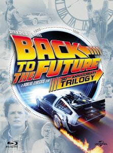 バック・トゥ・ザ・フューチャー トリロジー 30thアニバーサリー・デラックス・エディション ブルーレイBOX(Blu-ray Disc)