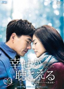 幸せが聴こえる<台湾オリジナル放送版> DVD-BOX3