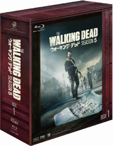 ウォーキング・デッド シーズン5 Blu-ray-BOX 1(Blu-ray Disc)