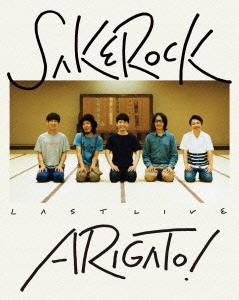 "SAKEROCK/LAST LIVE ""ARIGATO!""(Blu-ray Disc)"