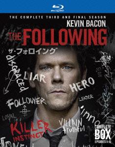 ザ・フォロイング <ファイナル・シーズン> コンプリート・ボックス(Blu-ray Disc)