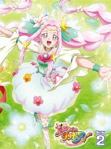 魔法つかいプリキュア! Blu-ray vol.2(Blu-ray Disc)
