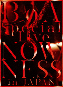 BoA/BoA Special Live NOWNESS in JAPAN[スマプラ対応]