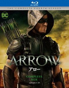 ARROW/アロー<フォース・シーズン>(Blu-ray Disc)