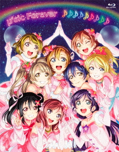 ラブライブ!μ's Final LoveLive! ~μ'sic Forever♪♪♪♪♪♪♪♪♪~ Blu-ray Memorial BOX(Blu-ray Disc)