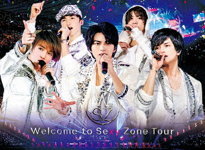Sexy Zone/Welcome to Sexy Zone Tour(初回限定盤)(Blu-ray Disc)