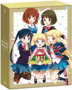 きんいろモザイク Blu-ray BOX(Blu-ray Disc)