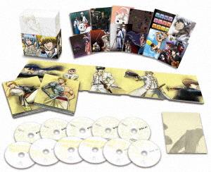銀魂' Blu-ray Box 下(完全生産限定版)(Blu-ray Disc)
