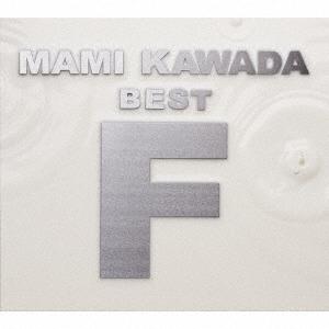 """川田まみ/MAMI KAWADA BEST """"F""""(初回限定盤)(3Blu-ray Disc付)"""