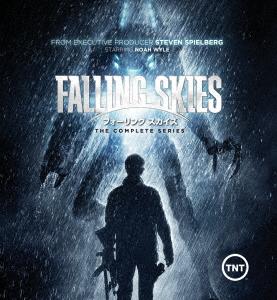 フォーリング・スカイズ<コンプリート シリーズ>ブルーレイ ボックス(Blu-ray Disc)