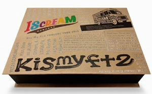 Kis-My-Ft2/CONCERT TOUR 2016 I SCREAM(Blu-ray Disc)