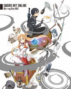 ソードアート・オンライン Blu-ray Disc BOX(完全生産限定版)(Blu-ray Disc)