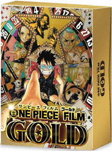 ONE PIECE FILM GOLD GOLDEN LIMITED EDITION(初回限定盤)(Blu-ray Disc)