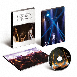 RADWIMPSのHE・SO・NO・O Documentary Film(Blu-ray Disc)