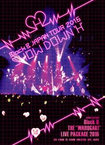"""Block B/THE""""WARUGAKI""""LIVE PACKAGE 2016(Block B JAPAN LIVE TOUR ~SHOWDOWN H~/Block B JAPAN LIVE TOUR ~SHOWDOWN S~)"""