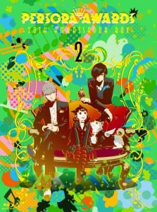 PERSORA AWARDS 2 -20th AMBASSADOR BOX-(数量限定特別版)(Blu-ray Disc)