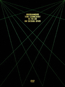 BIGBANG/BIGBANG10 THE CONCERT 0.TO.10 IN SEOUL DVD