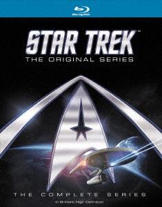 スター・トレック:宇宙大作戦 Blu-rayコンプリートBOX(ロッデンベリー・アーカイブス付)(Blu-ray Disc)