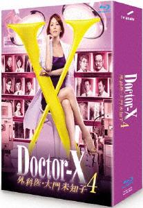 ドクターX ~外科医・大門未知子~ 4 Blu-rayBOX(Blu-ray Disc)