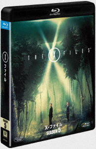 X-ファイル シーズン5<SEASONS ブルーレイ・ボックス>(Blu-ray Disc)