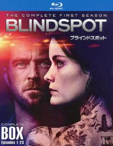 ブラインドスポット<ファースト・シーズン>コンプリート・ボックス(Blu-ray Disc)