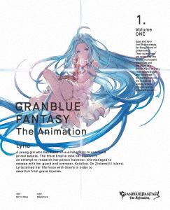 GRANBLUE FANTASY The Animation 1(完全生産限定版)(Blu-ray Disc)