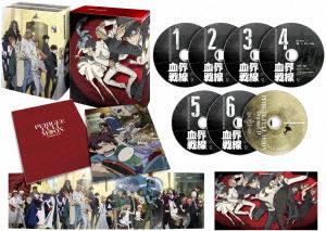 血界戦線 Blu-ray BOX(Blu-ray Disc)