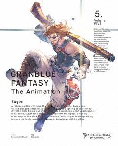 GRANBLUE FANTASY The Animation 5(完全生産限定版)(Blu-ray Disc)