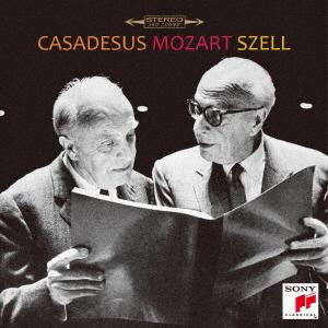 カザドシュ/モーツァルト:ピアノ協奏曲第15・17・21~24・26・27番