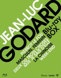 ジャン=リュック・ゴダール Vol.3/ヌーヴェル・ヴァーグの成熟(Blu-ray Disc) BOX Blu-ray