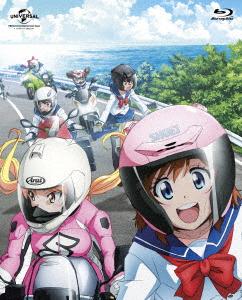 ばくおん!! Blu-ray BOX(初回限定生産版)(Blu-ray Disc)