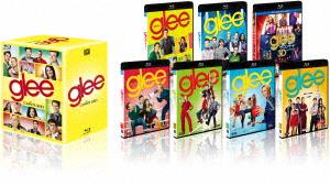 glee グリー コンプリートブルーレイBOX(Blu-ray Disc)