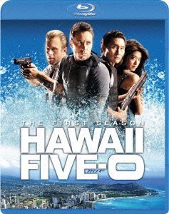 Hawaii Five-0 シーズン1<トク選BOX>(Blu-ray Disc)