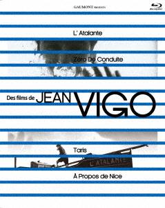 ジャン・ヴィゴ コンプリート・ブルーレイセット(Blu-ray Disc)