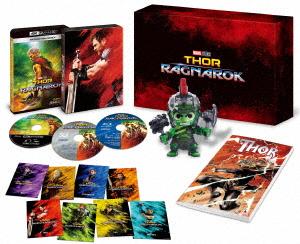 マイティ・ソー バトルロイヤル 4K UHD MovieNEXプレミアムBOX(数量限定商品)(4K ULTRA HD+3Dブルーレイ+ブルーレイ)