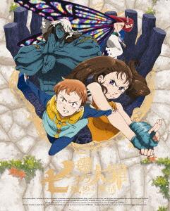 七つの大罪 戒めの復活 6(完全生産限定版)(Blu-ray Disc)
