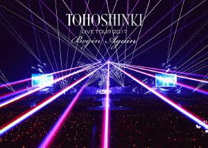 東方神起/東方神起 LIVE TOUR 2017 ~Begin Again~[スマプラ対応]