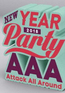 AAA/AAA NEW YEAR PARTY 2018(Blu-ray Disc)